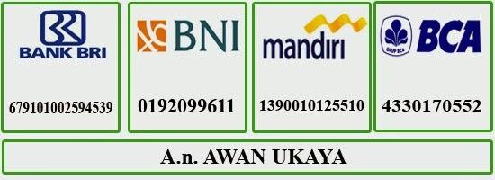 BANK & PENGIRIMAN